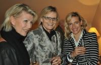 Thelma Herzl, Hedi Grager und Ginny Litscher (Foto Reinhard Sudy)