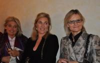 Monika Studer, Theresa Schöffl-Zahlbruckner, Hedi Grager (Foto Reinhard Sudy)