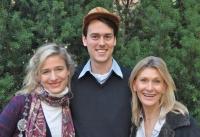 Ginny Litscher, Theo Anastasato und Gabi Purkarthofer (Foto Reinhard Sudy)
