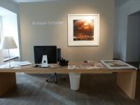 Ausstellung Kristian Schuller im Atelier Christian Jungwirth (Foto Reinhard Sudy)