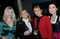 Claudia Reiterer, Renate Polz, Beatrix Karl, Anja Kruse  (Foto steiermarkwein)