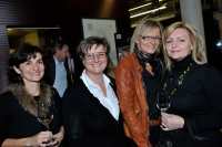 Anja Kruse, Johanna Kohlenberger, Hedi Grager, Luise Köfer (Foto steiermarkwein)