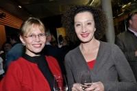 Beatrix Karl und Konstanze Breitebner  (Foto steiermarkwein)