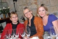 Beatrix Karl, Hedi Grager, Johanna Setzer (Foto steiermarkwein)