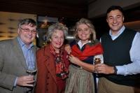 Walter Polz, Ulli Haselsteiner, Monika Studer (Foto steiermarkwein)