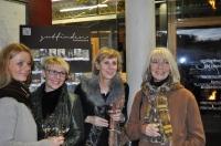 Beatrix Drenning, Brigitte Gady und Erika Pluhar mit Begleitung (Foto Reinhard Sudy)