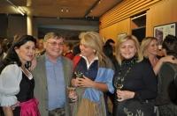 Anja Kruse, Walter Polz, Monika Studer, Luise Köfer (Foto Reinhard Sudy)