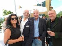 Claudia Brandstaetter+Bernd Puercher+Michael Tomec+Peter Manninger (Foto H.Grager)