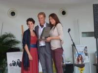 Judith Schwarz mit Genuss Award (Foto H.Grager)
