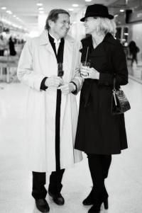 Hans und Anne Marie Schullin (Foto Eva Maria Guggenberger)