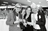 Hedi Grager, Katharina Krenn und Reinhard Sudy (Foto Eva Maria Guggenberger)