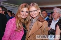 Andrea Bocan und Hedi Grager