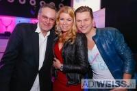 Sepp Gallauer, Sabine Mord und Adi Weiss