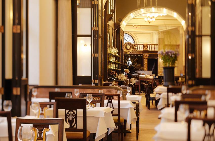 Neu in Berlin: Restaurant Grosz