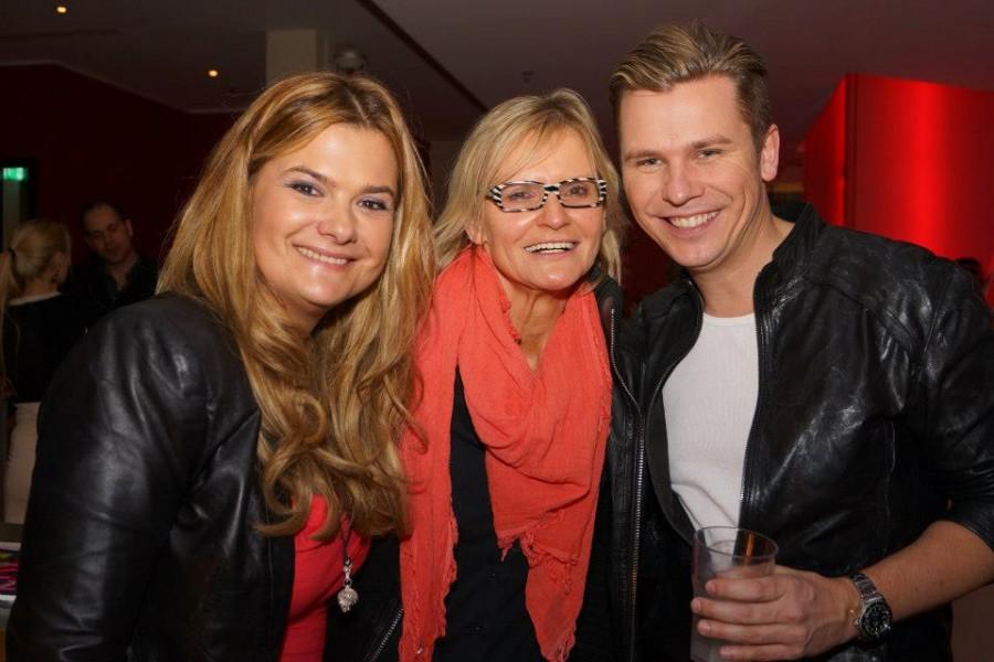 Andrea Bocan, Hedi Grager, Adi Weiss (Foto Powersisters.at)
