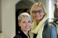 Tina und Hedi Grager (Foto C.Jungwirth)