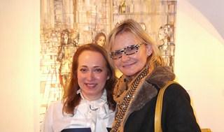 Marianne Blier und Hedi Grager (Foto Sudy)