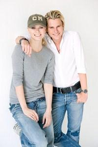 Franziska Knuppe und Adi Weiss (c) Inge Prader