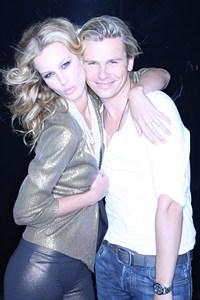 Melanie Scheriau und Adi Weiss (c) Inge Prader