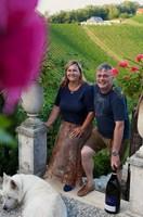 Renate und Walter Polz (Foto Polz-Garten)