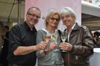 Albert Kriwetz, Hedi Grager, Reinhard Sudy (Foto Tina Veit)