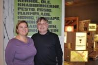 Renate und Walter Polz (Foto Reinhard Sudy)