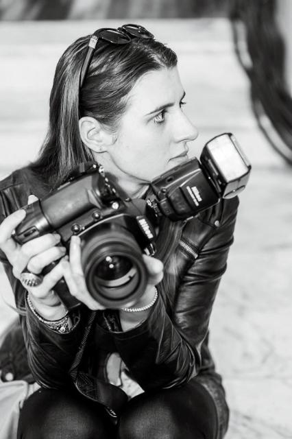 Photodesignerin Eva Maria Guggenberger