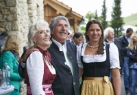Nora, Christian und Catharina Trierenberg (Foto Georgiberg)