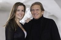 Marie-Alice Seidel und Hans Schullin (Foto Volker Wohlgemuth)