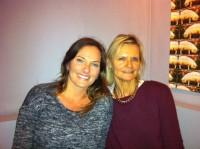 Daniela Matschnig und Hedi Grager (Foto R. Sudy)
