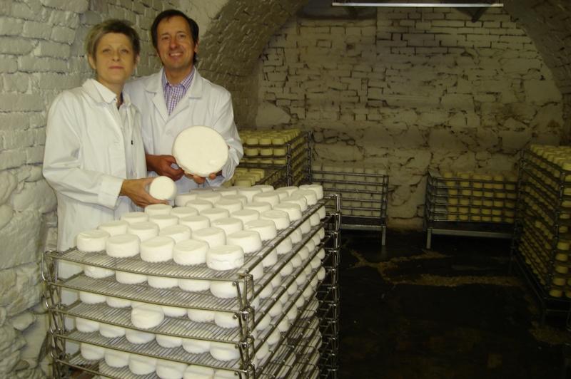 Franz und Gertrud Deutschmann (Foto Deutschmann)
