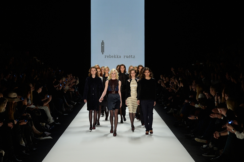 Rebekka Ruetz Show - Mercedes-Benz Fashion Week Autumn/Winter 2014/15 (Foto Getty Images)