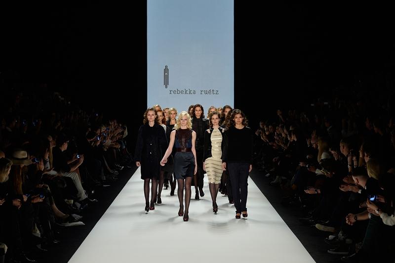 Rebekka Ruetz Show - Mercedes-Benz Fashion Week Autumn/Winter 2014/15 (Foto Getty Images)