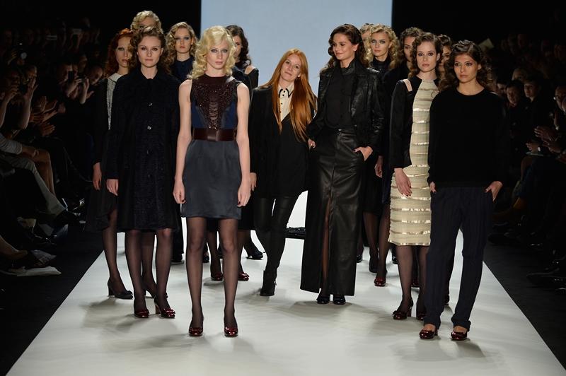 FashionWeek Berlin 2014 mit Rebekka Ruétz