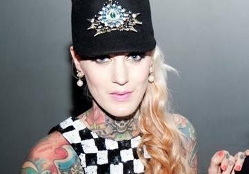 Lexy Hell – Tattoomodel