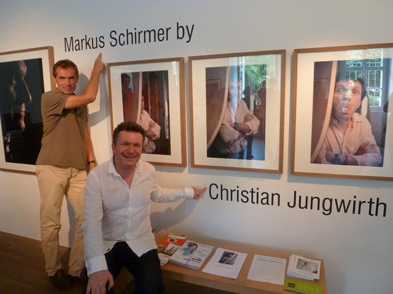 Markus Schirmer by Christian Jungwirth (Foto Hedi Grager)