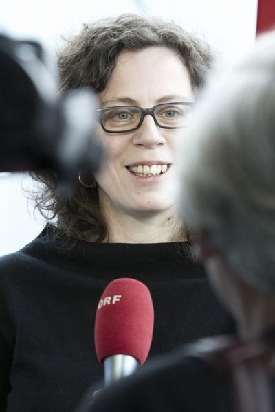 Barbara Pichler (Foto Klaus Pressberger)