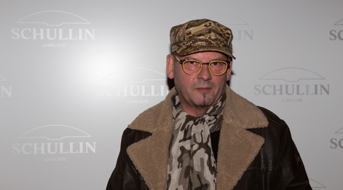 Bildhauer, Maler und Bühnenbildner Werner Stadler