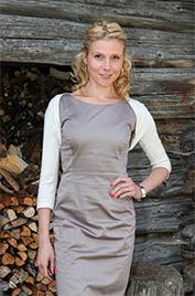 Franziska Weisz (Foto ORF Film27 Andrea Maier Rinner)