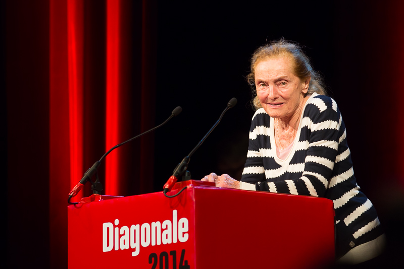 """Schauspielpreis für Ernie Mangold für ihre Darstellung in """"Der letzte Tanz"""" (Foto Martin Stelzl)"""