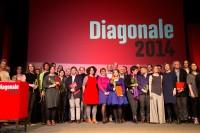 Preisverleihung der Diagonale 2014 (Foto Martin Stelzl)