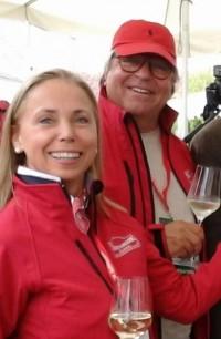 """Die stolzen Organisatoren der Südsteiermark Classic: Ulli und Heinz """"Hasi"""" Haselwander"""