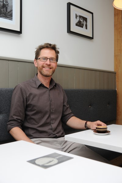 Christian Malnig verwöhnt die Londoner mit österreichischen Spezialitäten