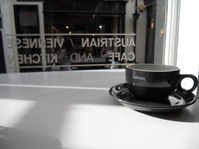 Die Londoner lieben österreichischen Kaffee