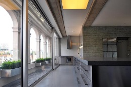 Shoreditch Church Penthouse (Foto Space Group Architects)