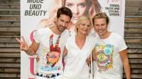 Michael Lameraner, Hedi Grager und Adi Weiss (Foto Thomas Hude)
