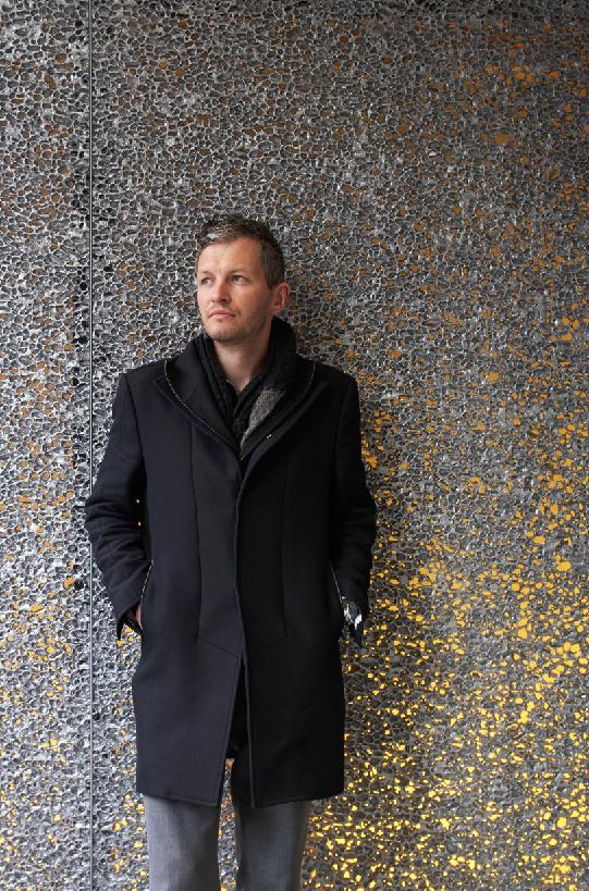 Der erfolgreiche und vielfach ausgezeichnete Architekt Martin Grünanger by Marcus Peel Photography