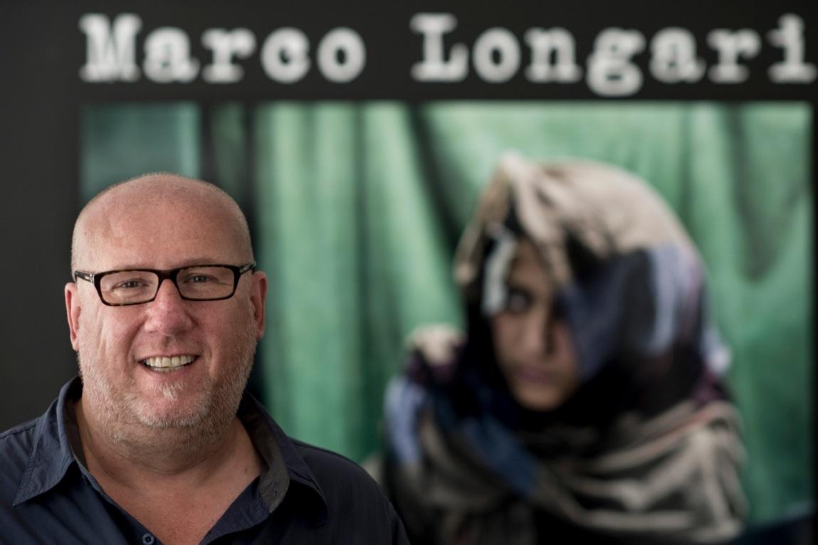 Marco Longari hat als jahrelanger Chef des Nahost-Büros von Agence-France-Presse Gaza auch in Friedenszeiten kennengelernt (Foto Christian Jungwirth)