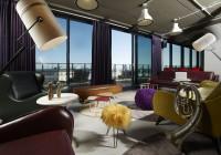 Die 'Manege' am Dachboden des 25hours Hotel (Foto 25hours Hotel)