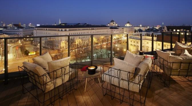 Am Dachboden des 25hour Hotels Wien (Foto 25hours Hotel)